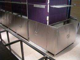 Metal cupboards - Image 4