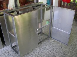 Metal cupboards - Image 5