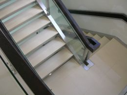 Stainless steel stairs - Image 5