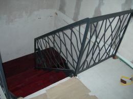 Steel railings - Изображение 3