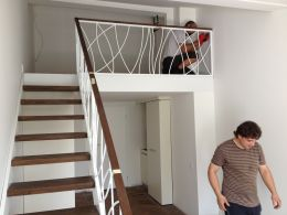 Steel railings - Изображение 6