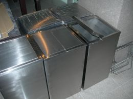 Inox waste bins - Изображение 2