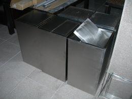 Inox waste bins - Изображение 3
