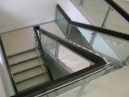 Interior metal stairs - Image 1