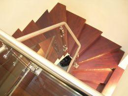 Interior metal stairs - Image 4