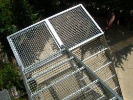 External metal stairs - Image 4