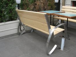 Garden benches - Studen Metal | Plovdiv Sofia