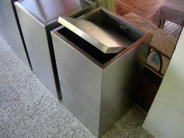 Waste bins - Studen Metal | Plovdiv Sofia